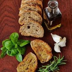The Real Mediterranean Diet from Crete, Greece