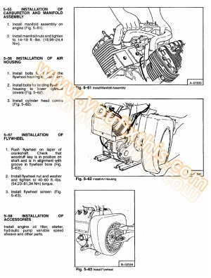 Bobcat 825 Repair Manual [Skid Steer Loader] « YouFixThis