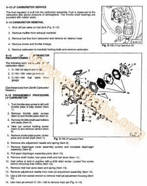 Bobcat 773 Repair Manual [Skid Steer Loader] « YouFixThis