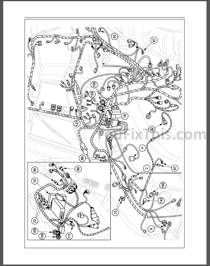 New Holland TL70A TL80A TL90A TL100A Service Manual