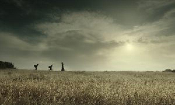 Στιγμιότυπο από την ταινία ο άνθρωπος του θεού