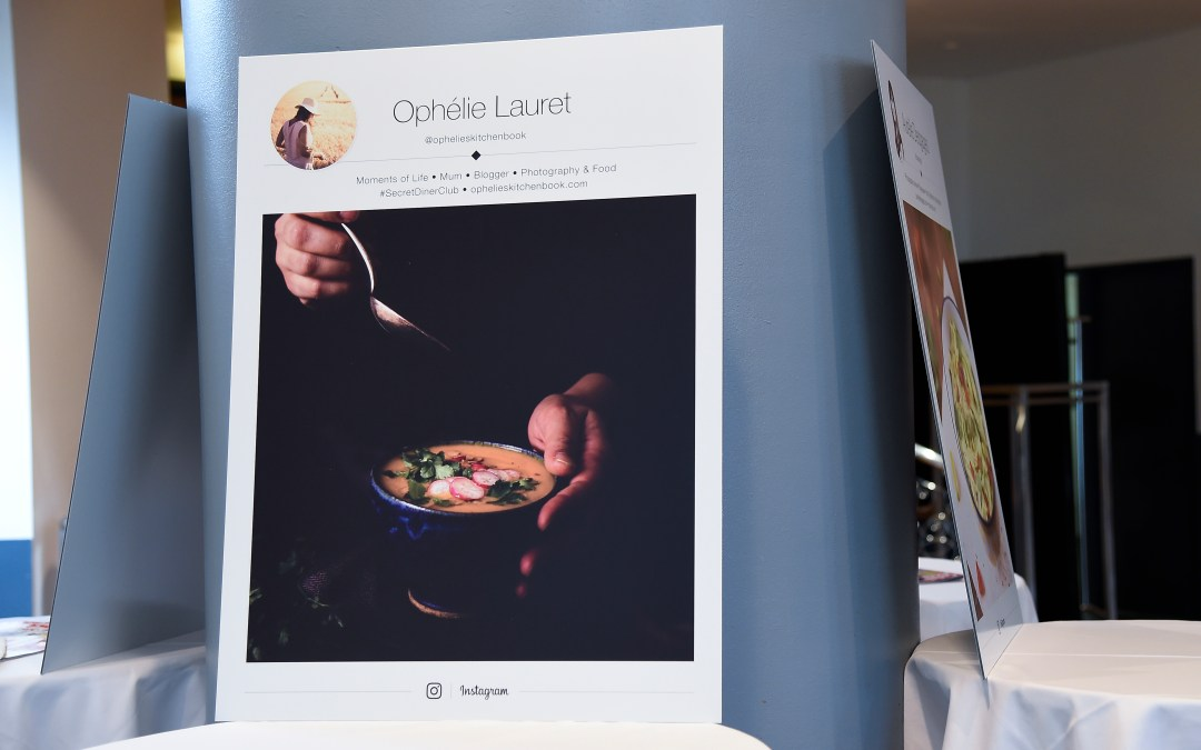 [CUISINE ACTUELLE] Exposition de 4 influenceurs food au Grand Prix Cuisine Actuelle 2016