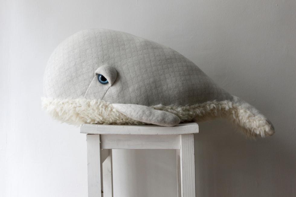 Les baleines et poulpes en peluches @BigStuffed inondent Instagram