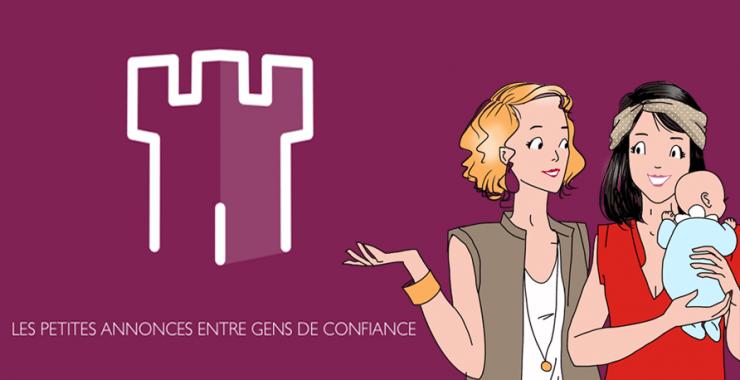 Gens de Confiance : le réseau social nantais de petites annonces vise le million d'abonnés