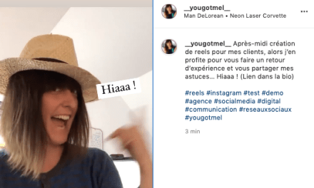 Reels Instagram : 5 conseils pour vous lancer
