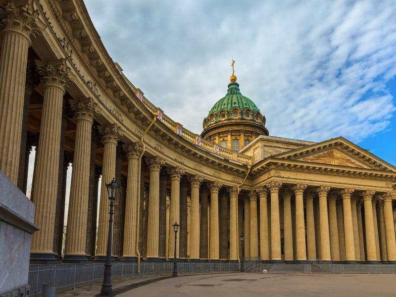 圣彼得堡喀山大教堂攻略-喀山大教堂門票價格多少錢-團購票價預定優惠-景點地址圖片-【攜程攻略】