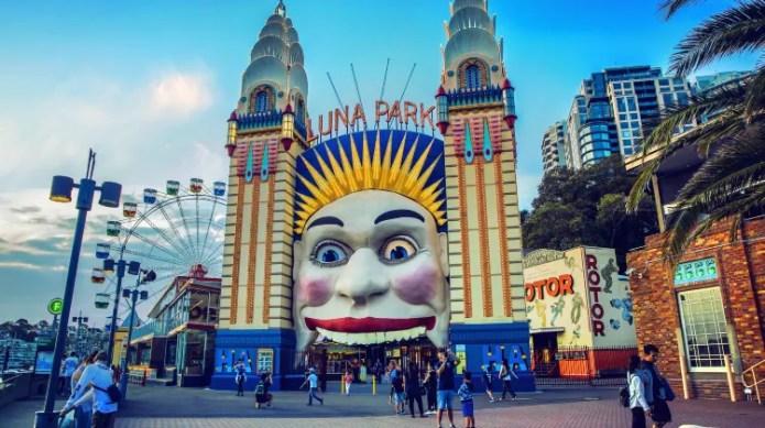 Luna Park Sydney Travel Guide - A deve visitare Sydney Sightseeing - Raccomandazione Luna Park Sydney nelle vicinanze - Trip.com