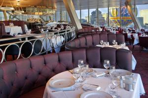 Paris Las Vegas top Dining room.
