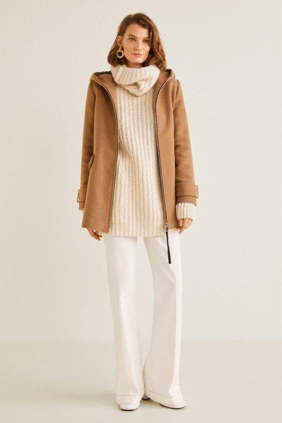 Mango Wool Coat