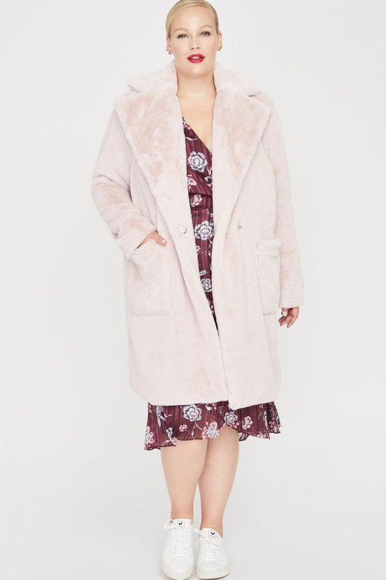 RACHEL Rachel Roy Wubby Jacket
