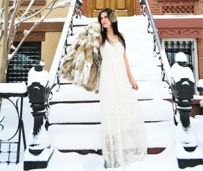 Snow Outfit for Juno via youmademelikeyou.com