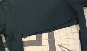 Repurposed T Shirts – Cutting Out Tips