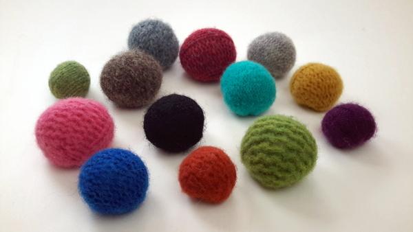 sweater balls