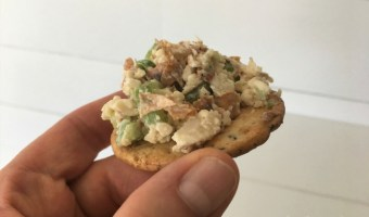 Mock Tuna Salad – Using Soaked Raw Almonds