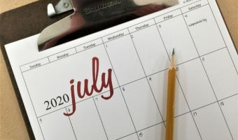 clip calendar 2020