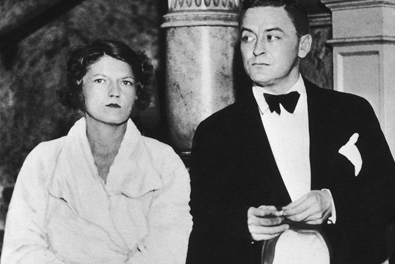 La romantica storia di Zelda e Francis Scott Fitzgerald