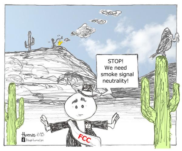 Smoke Signal Neutrality