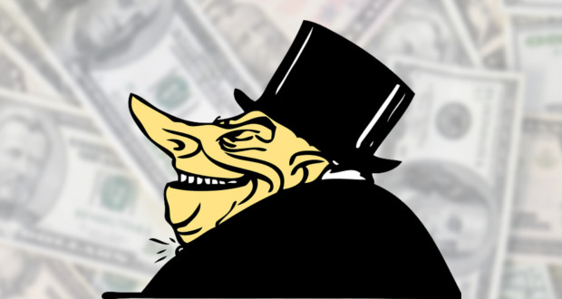 Wall Street in Bitcoin