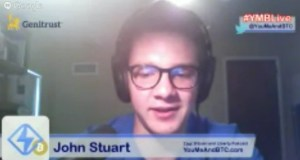 John on #YMBLive Bitcoin Headlines