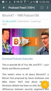 Bitcoin App 1