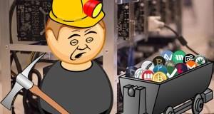 Dumb Crypto Miner