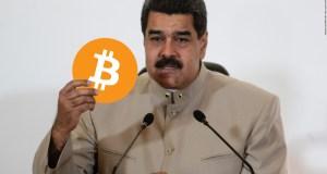 Nicolas Maduro Bitcoin