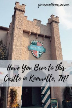 Have you been to this castle in Knoxville, Tennessee?