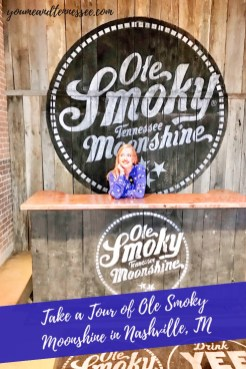 Take a Tour of Ole Smoky Moonshine in Nashville, Tennessee
