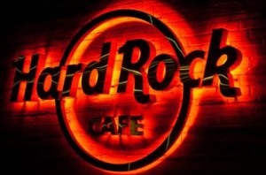 HARD ROCK CAFÉ in delhi