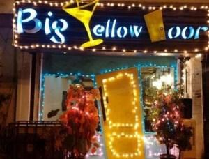 big yellow door