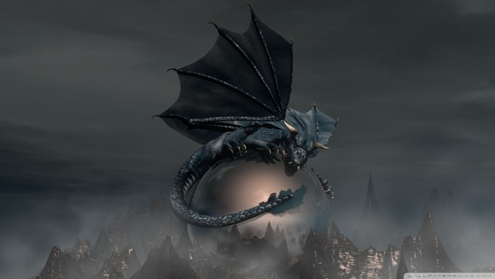 Best look-Black-Dragon