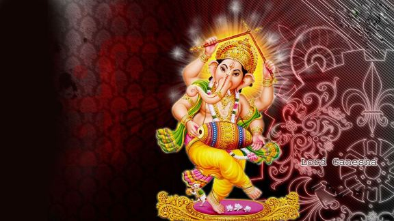 Happy Ganesha Chaturthi photos in marathi