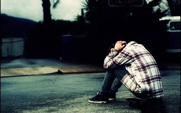 Sad Boy WhatsApp DP For Boys