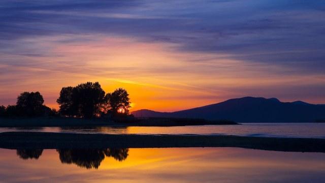 Sunrise HD Wallpaper For PC