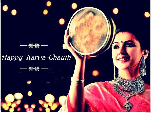 latest karva chauth pic