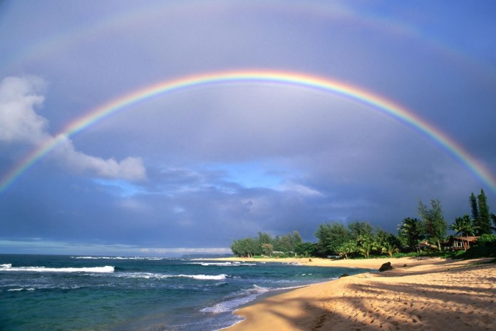 Rainbow HD Wallpaper For Pinterest