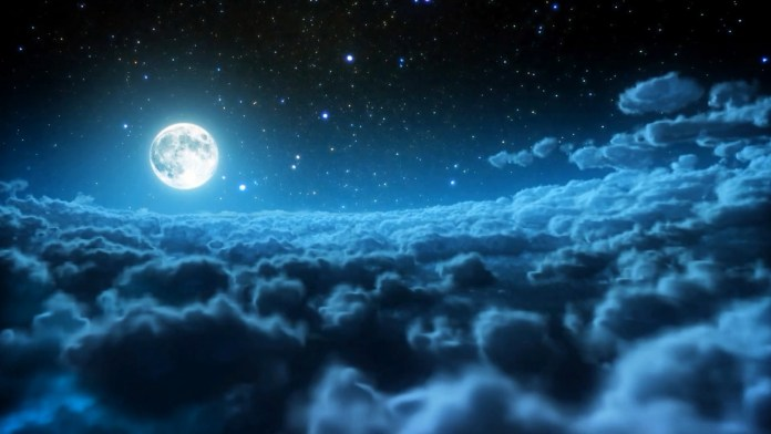 Cool Night HD Wallpaper For Wide Background