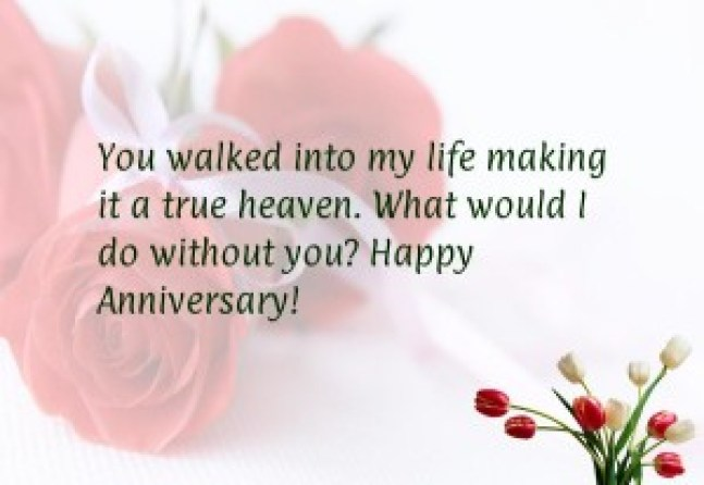 Beautiful Wedding Anniversary images