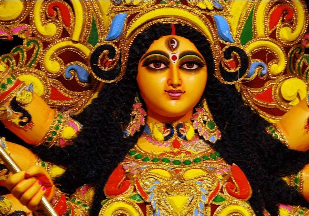 Lyrics of Durga Chalisa in Hindi| Lyrics of Durga Chalisa in ...