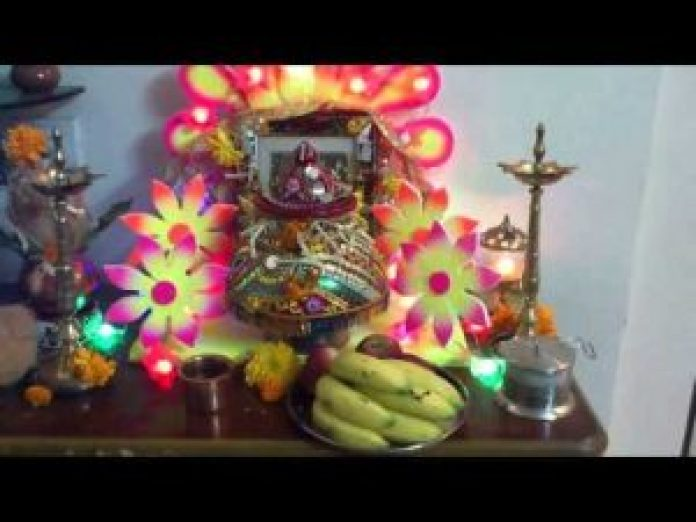 Navratri special garba dandiya best dress ideas hairstyle for Navratri decorations at home