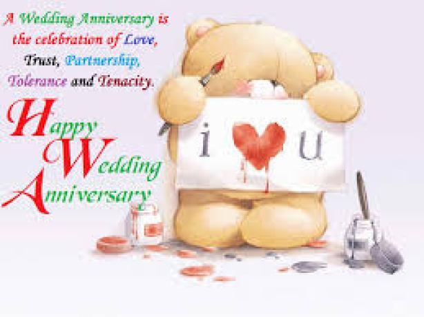 Cute Wedding Anniversary Pics