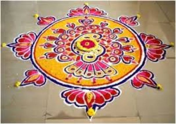 beautiful kolam designs
