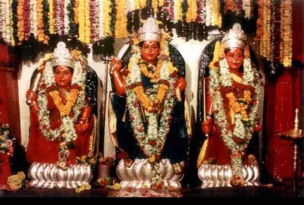 maa vajreshwari devi images