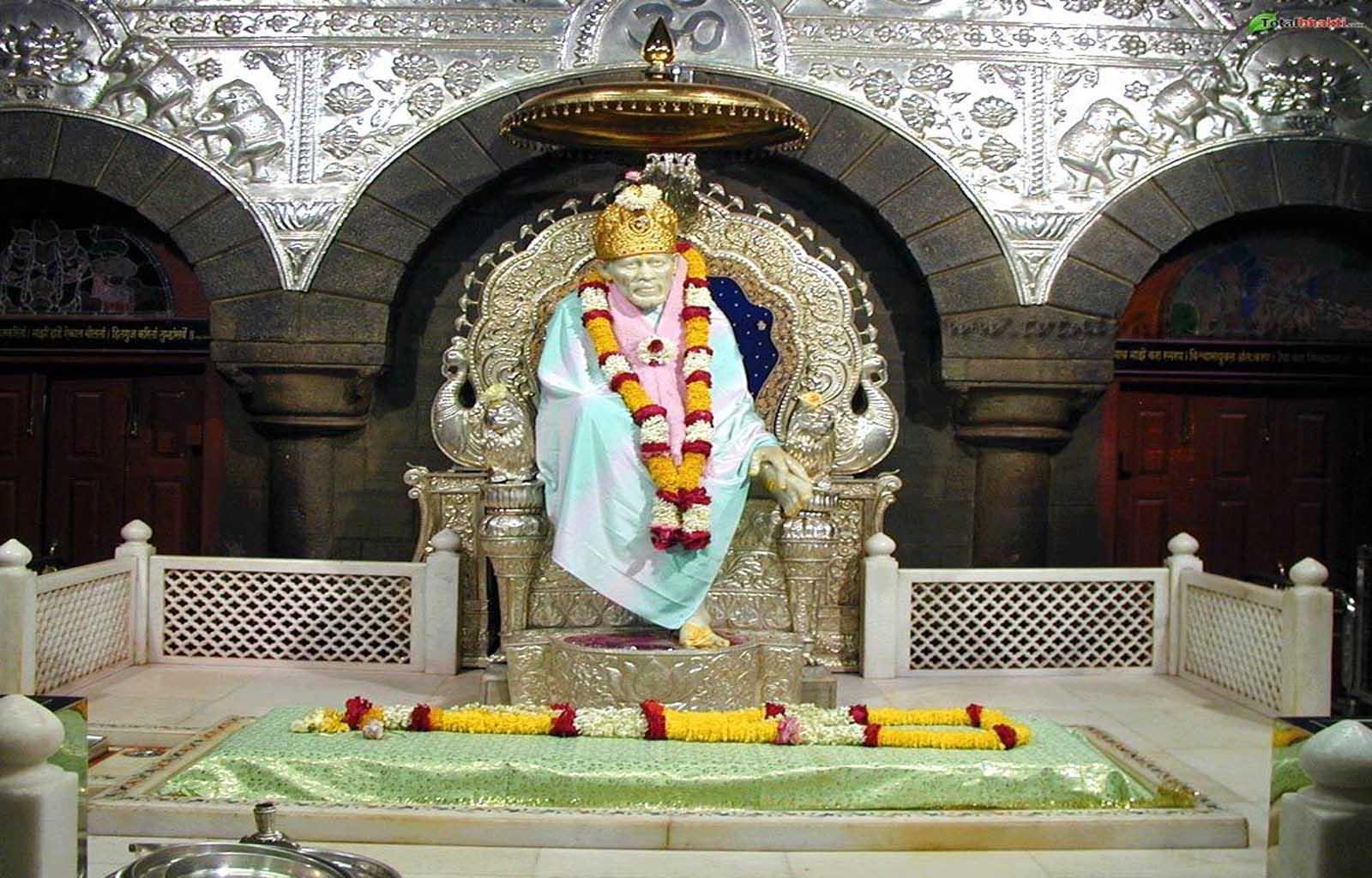 Sai Baba Shirdi Tample Pics
