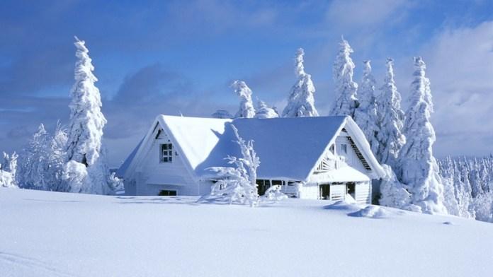 Winter Nature HD Wallpaper For WideScreen