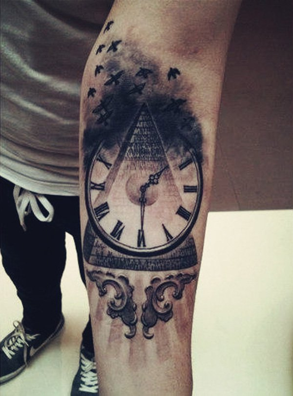 Cool Tattoo Designs On Hand For Men
