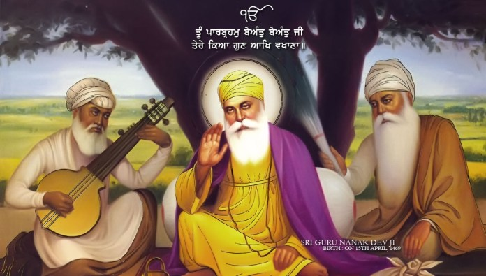 gurunanak dev ji images for fb