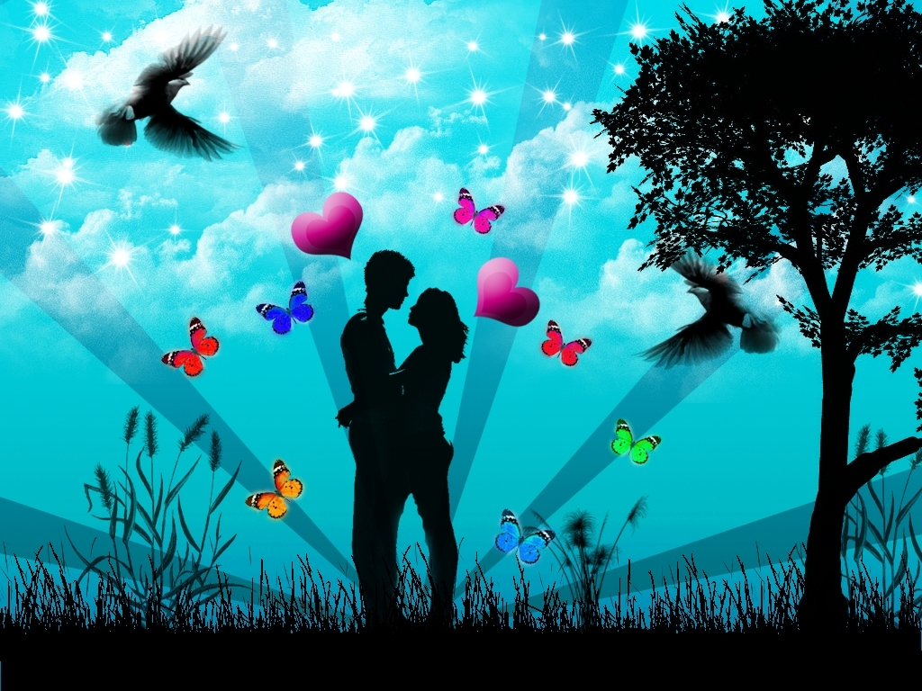 Desktop Wallpaper Romantic Love : Top 150+ Beautiful cute Romantic Love couple HD Wallpaper