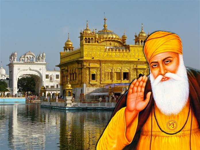gurunanak dev ji beautiful wallpapers