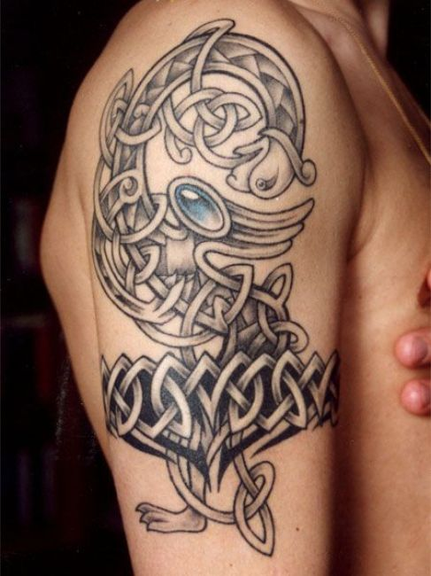 Cool Arm Tattoo Designs For Men